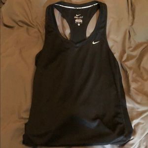 M sized Nike Dri-Fit Women's work out tank top